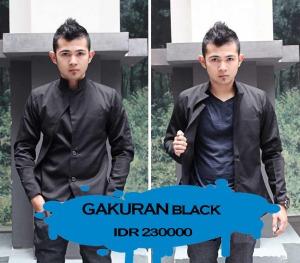 Gakuran Black